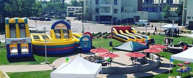 Party Rentals Fresno