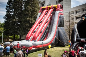 Inflatable Slide-Slidezilla