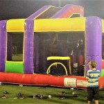 5N1 Inflatable combo